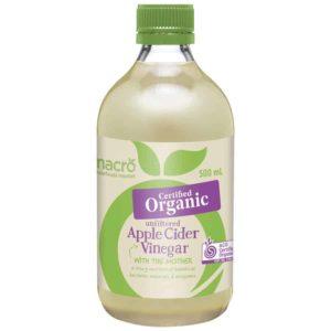 ඇපල් සයිඩර් විනාකිරි - apple cider vinegar
