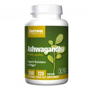Jarrow Formulas - best ashwagandha supplement