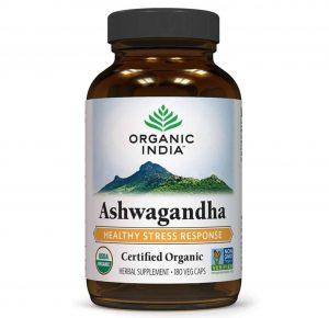 Organic India - best ashwagandha supplement